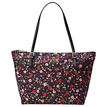 Buy kate spade new york Watson Lane Maya Tote Bag, Boho Floral Online at johnlewis.com