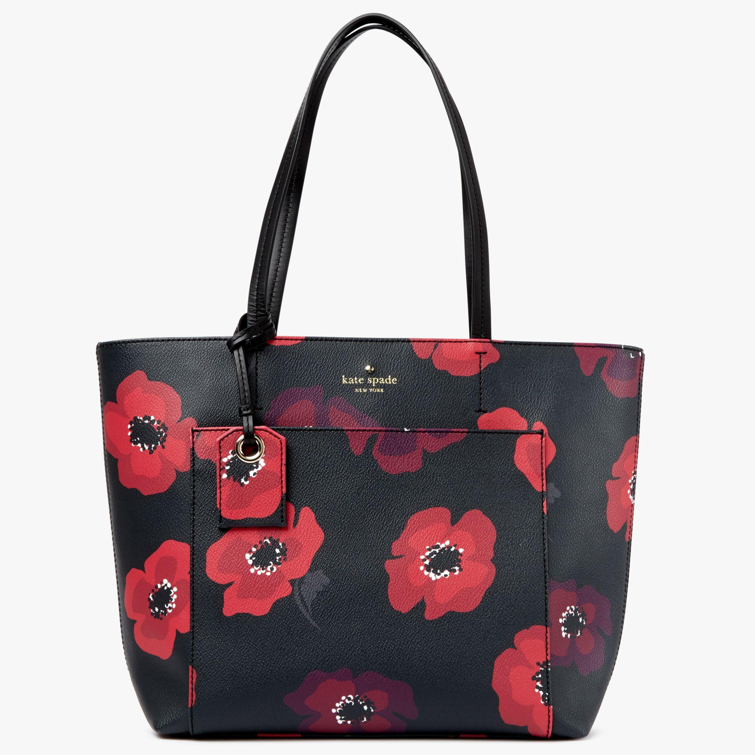 2ec22baba3b Kate Spade Red Poppy Bag