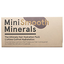Buy Original & Mineral Mini Minerals Smooth Hair Care Kit Online at johnlewis.com
