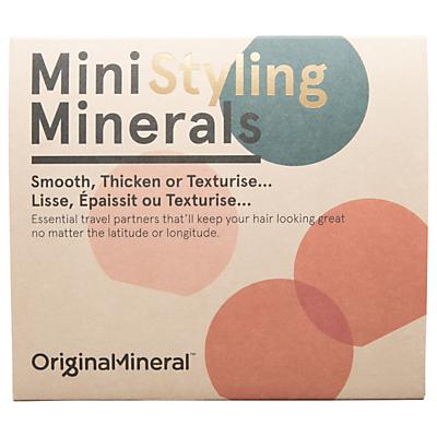 Original & Mineral Mini Hair Styling Set
