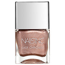 Buy Nails Inc Easy Chrome Nail Polish, 14ml Online at johnlewis.com