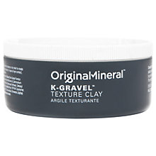 Buy Original & Mineral K-Gravel Texture Clay, 100ml Online at johnlewis.com