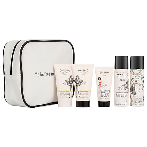Buy Percy & Reed Time To Shine Hair Care Collection Online at johnlewis.com