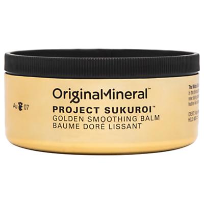Original & Mineral Project Sukuroi Golden Smoothing Balm, 100ml