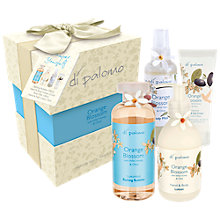 Buy Di Palomo Orange Blossom, Honey & Olive Pamper Yourself Bath & Body Set Online at johnlewis.com