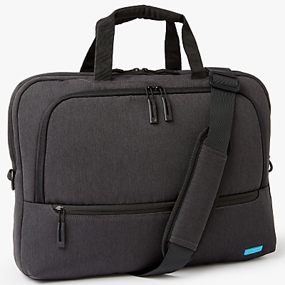 John Lewis & Partners Commute II 15.2-Inch Laptop Bag, Graphite