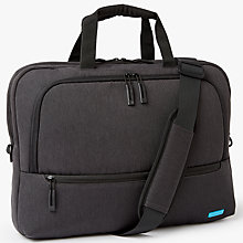Buy John Lewis Commute II 15.2-Inch Laptop Bag, Graphite Online at johnlewis.com