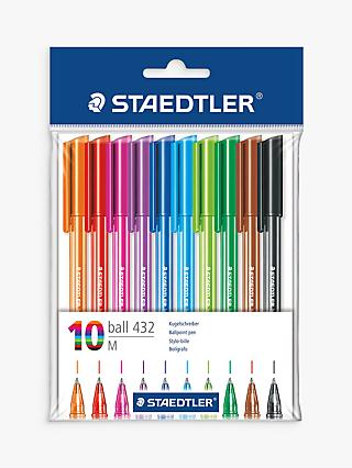 Ball Point Pens | Stationery | John Lewis & Partners