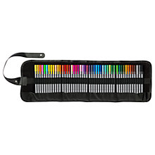 Buy Staedtler Triplus Coloured Fineliner Pens, Pack of 48 Online at johnlewis.com