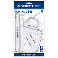 Buy Staedtler Geometry Set Online at johnlewis.com
