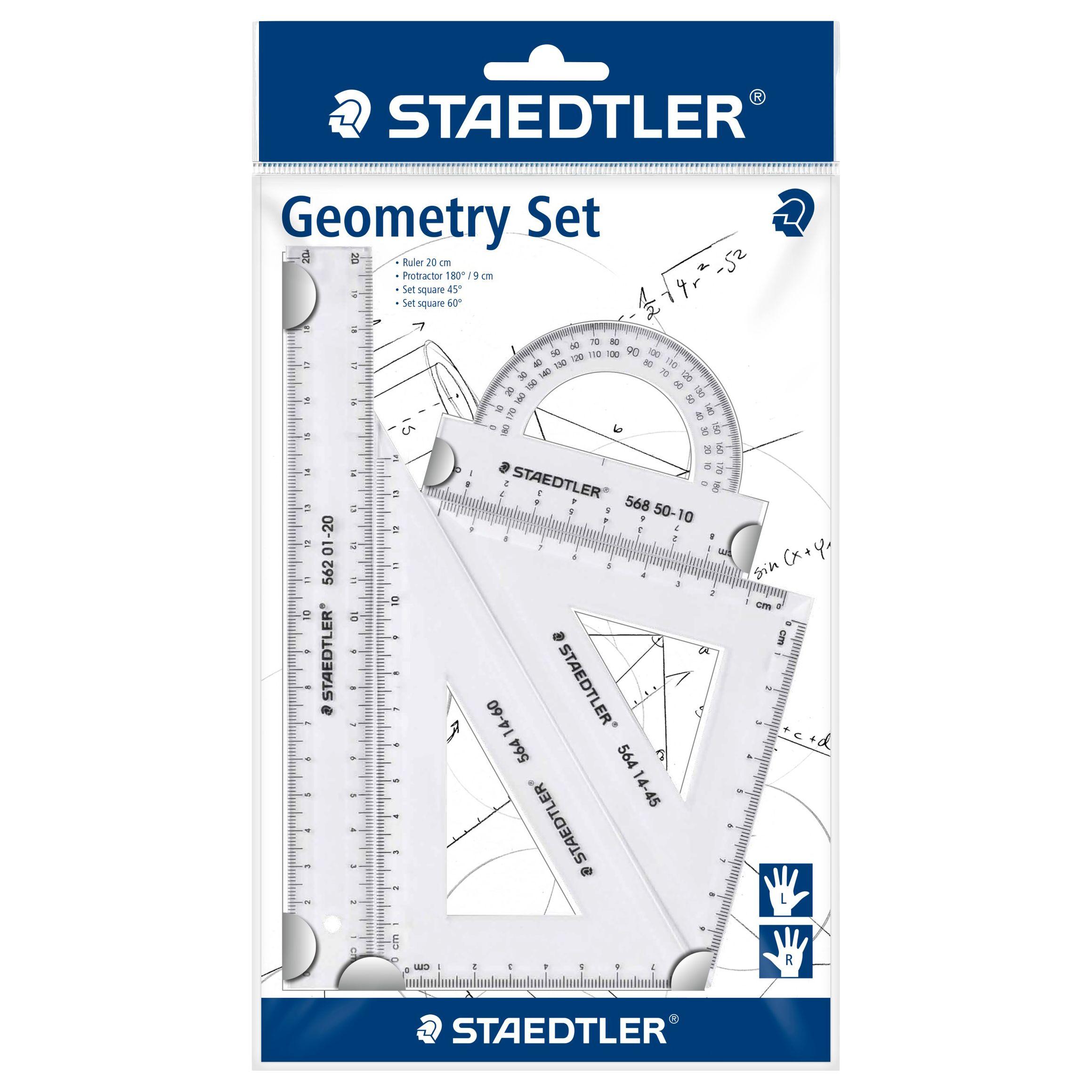 Staedtler STAEDTLER Geometry Set