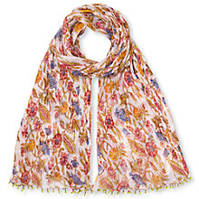 Buy East Lolita Print Scarf, Multi Online at johnlewis.com