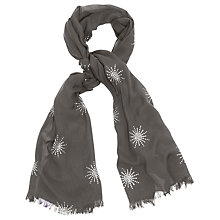 Buy Phase Eight Star Print Scarf Online at johnlewis.com