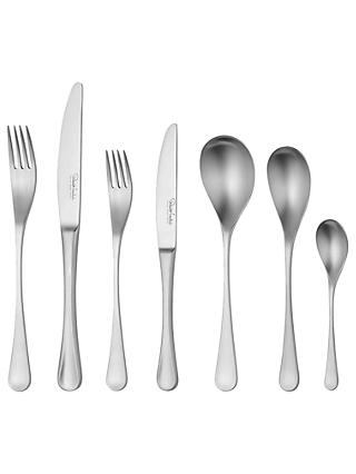 Robert Welch RW2 Satin Stainless Steel Cutlery Set, 84 Piece