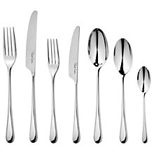Buy Robert Welch Iona Stainless Steel Cutlery Set, 84 Piece Online at johnlewis.com