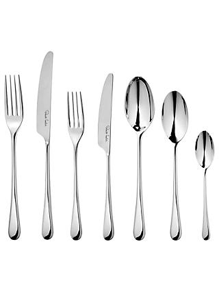 Robert Welch Iona Stainless Steel Cutlery Set, 84 Piece