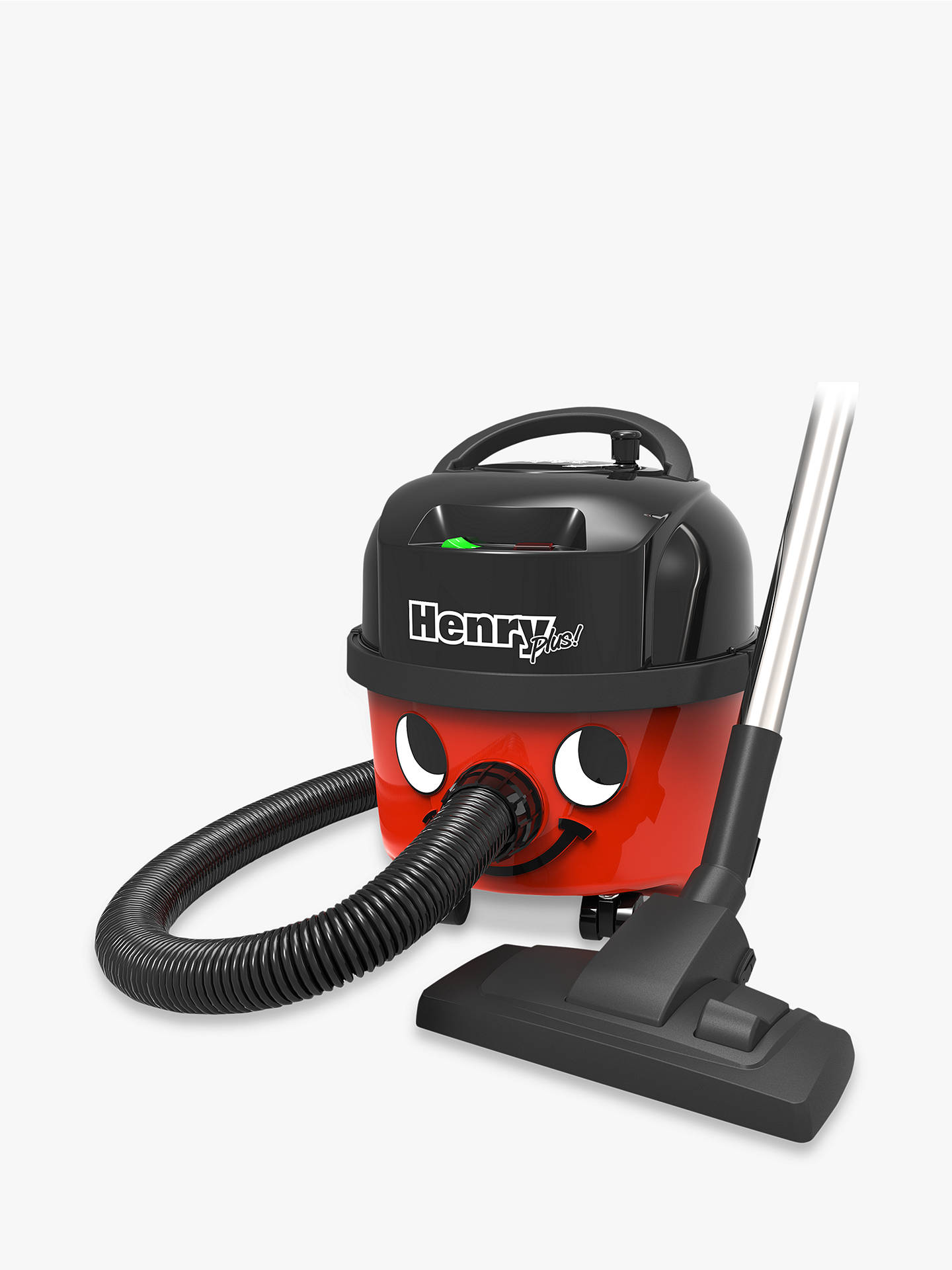 Numatic Henry Plus Vacuum Cleaner at