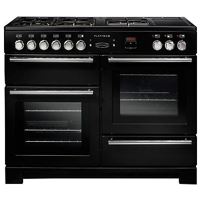 rangemaster platinum 110 dual fuel range cooker review. Black Bedroom Furniture Sets. Home Design Ideas