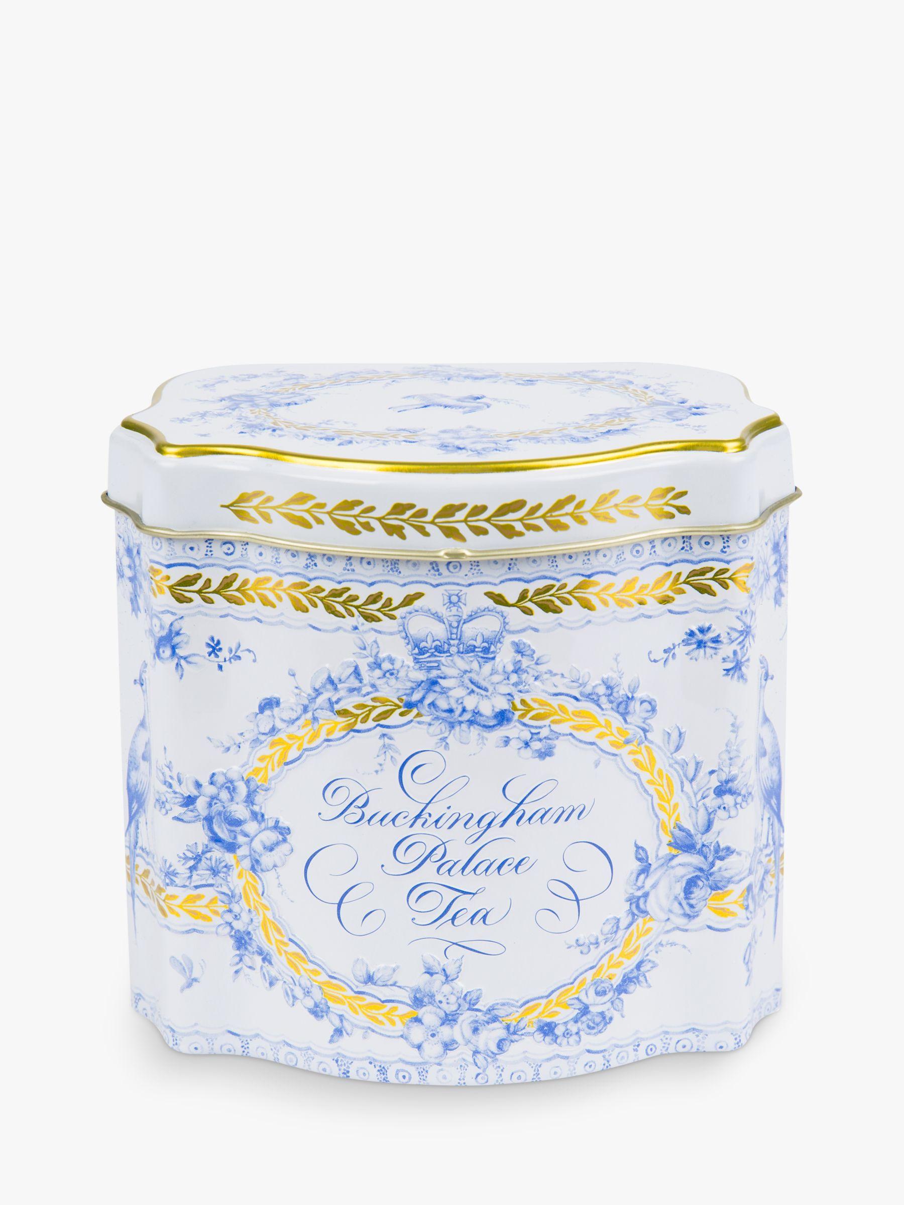 Royal Collection Royal Collection Buckingham Palace Tea Caddy, 125g