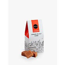 Buy Sketch London Caramel Sea Salt Fudge, 170g Online at johnlewis.com