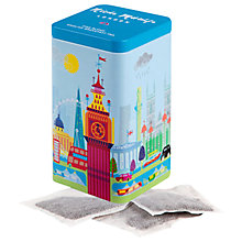 Buy Nicola Metcalfe London English Breakfast Tea Bags, 80g Online at johnlewis.com
