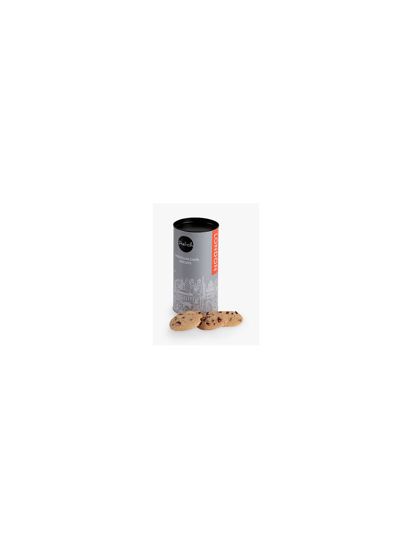 Buy Sketch London Choc Chip Biscuits, 150g Online at johnlewis.com