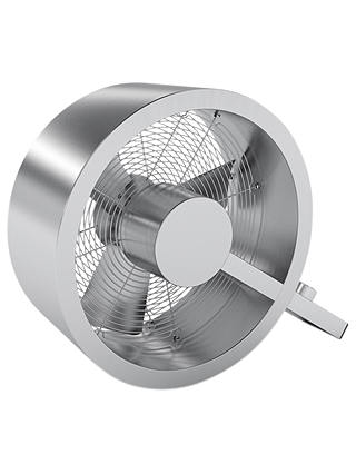 Buy Stadler Form Q Fan, Silver Online at johnlewis.com
