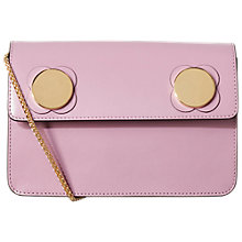 Buy Orla Kiely Giant Flower Stud Leather Sweet Pea Cross Body Bag Online at johnlewis.com