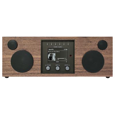 Image of Como Audio Duetto DAB/DAB+/FM/Internet Radio with Wi-Fi, Bluetooth, NFC, Spotify Connect & Wireless Multiroom
