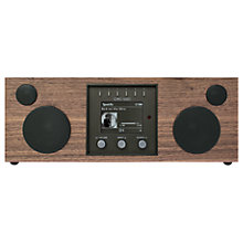 Buy Como Audio Duetto DAB/DAB+/FM/Internet Radio with Wi-Fi, Bluetooth, NFC, Spotify Connect & Wireless Multiroom Online at johnlewis.com