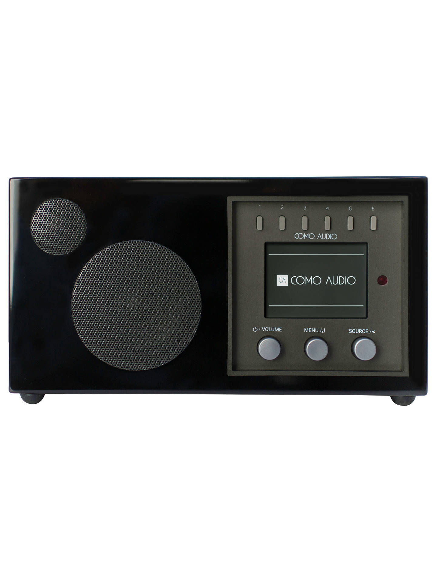 Como Audio Solo Dab Fm Internet Radio With Wi Fi Bluetooth Kit Digital Display Frequensi Counter Untuk Tuner Buycomo