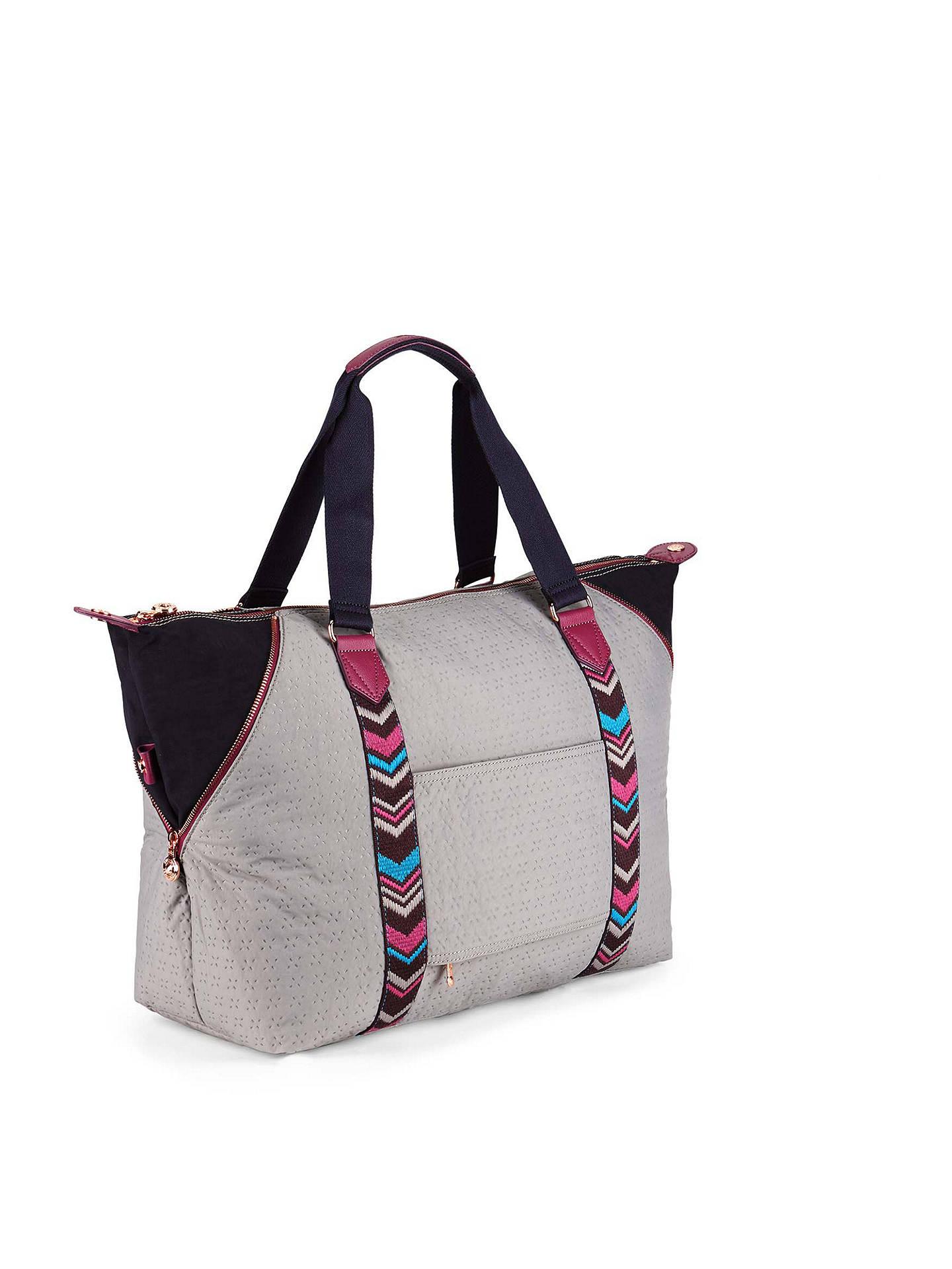 e2bbac09e4 ... Buy Kipling Art M Travel Tote Bag, Grey/Multi Online at johnlewis.com  ...