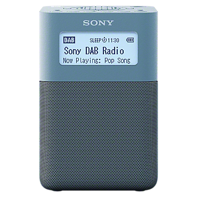 Sony XDR-V20D Portable DAB/DAB+/FM Digital Radio