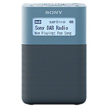 Buy Sony XDR-V20D Portable DAB/DAB+/FM Digital Radio Online at johnlewis.com