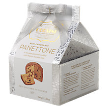 Buy Corsini Mini Chocolate Panettone, 100g Online at johnlewis.com