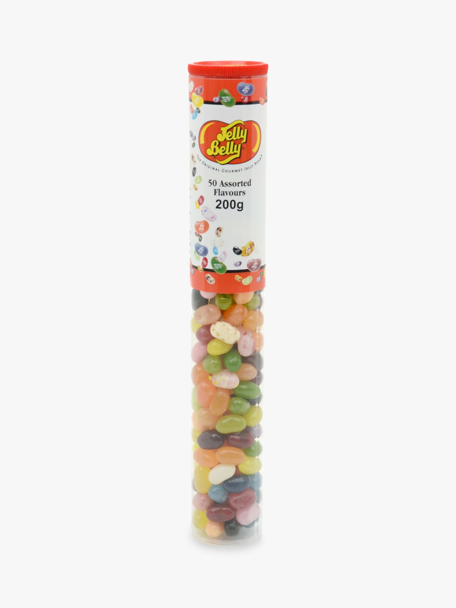 Jelly Belly Jelly Belly 50 Assorted Flavours, 200g