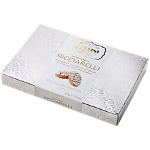Buy Corsini Ricciarelli Tuscan Almond Biscuit Box, 200g Online at johnlewis.com