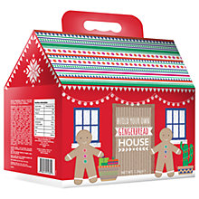 Buy Build Your Own Gingerbread House Kit, 1.2kg Online at johnlewis.com