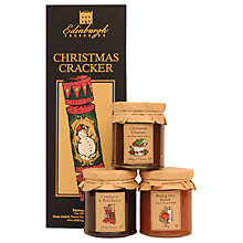Buy Edinburgh Preserves Christmas Cracker Box, 590g Online at johnlewis.com