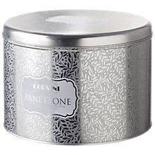 Buy Corsini Silver Tin Chocolate Panettone, 1kg Online at johnlewis.com