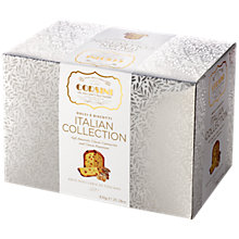 Buy Corsini Amaretti and Cantuccini Panettone, 830g Online at johnlewis.com