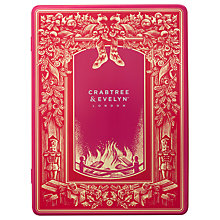 Buy Crabtree &  Evelyn Biscuits in Collectible Tin, 527g Online at johnlewis.com