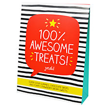 Buy Happy Jackson 100% Awesome Treats, 300g Online at johnlewis.com