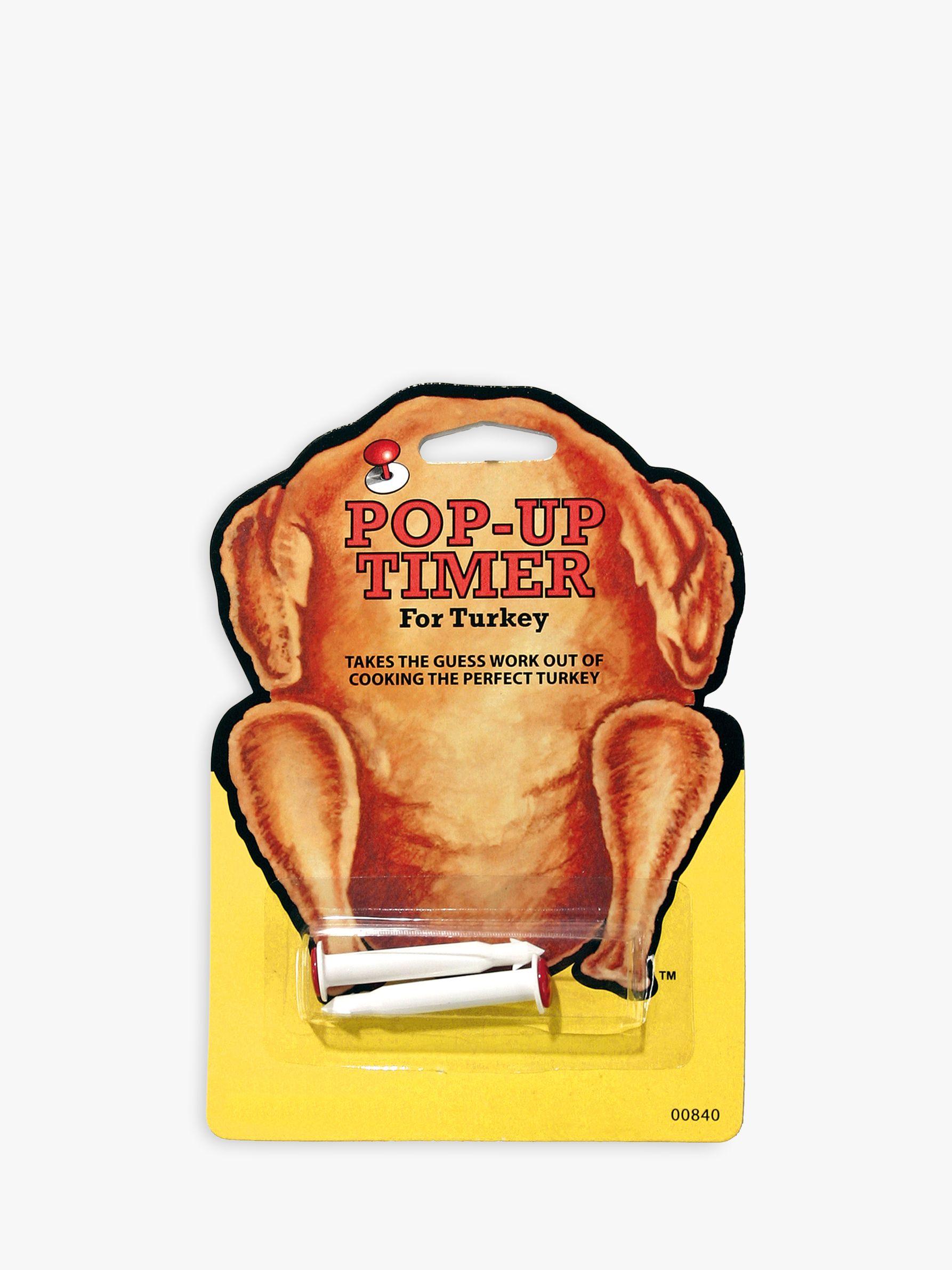 Eddingtons Eddingtons Turkey Pop Up Timers, Set of 2