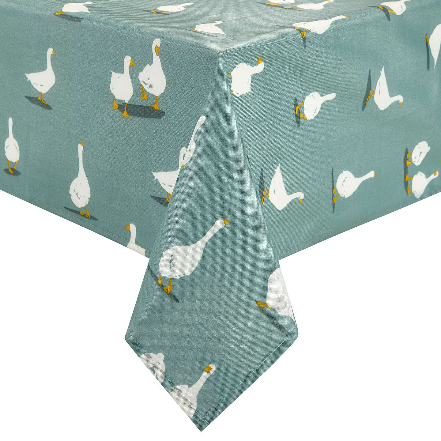 Superbe BuyJohn Lewis Country Geese Wipe Clean Tablecloth, L180 X W140cm Online At  Johnlewis.com ...
