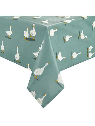 Delicieux John Lewis U0026 Partners Country Geese Wipe Clean Tablecloth