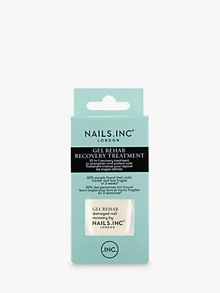 Nails Inc Gel Rehab Treatment & Base Coat, 14ml