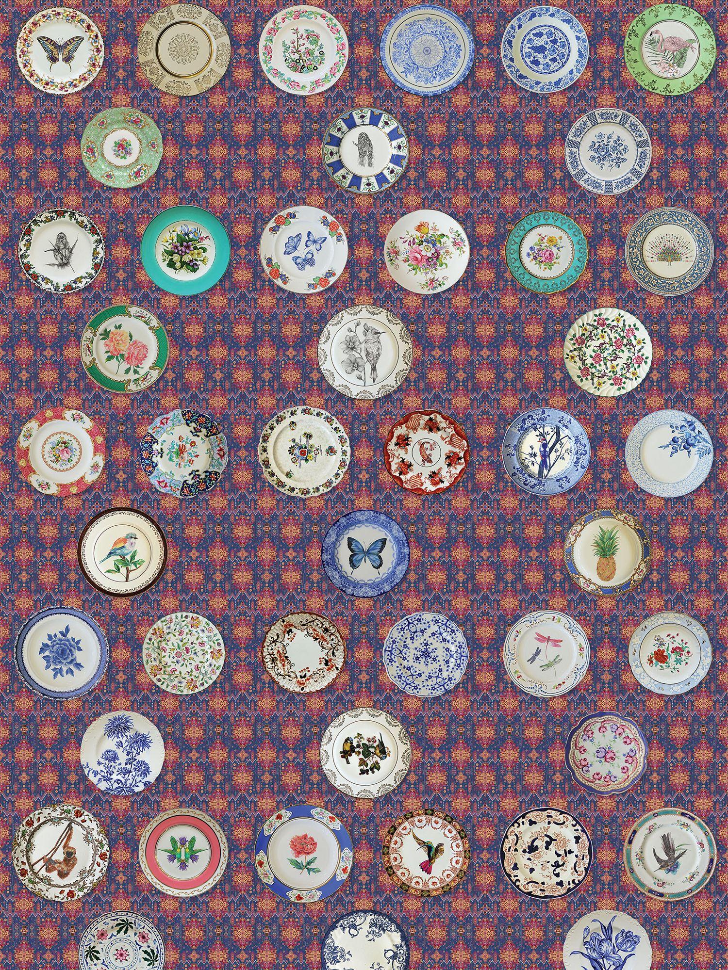 Matthew Williamson Matthew Williamson Ceramica Wallpaper