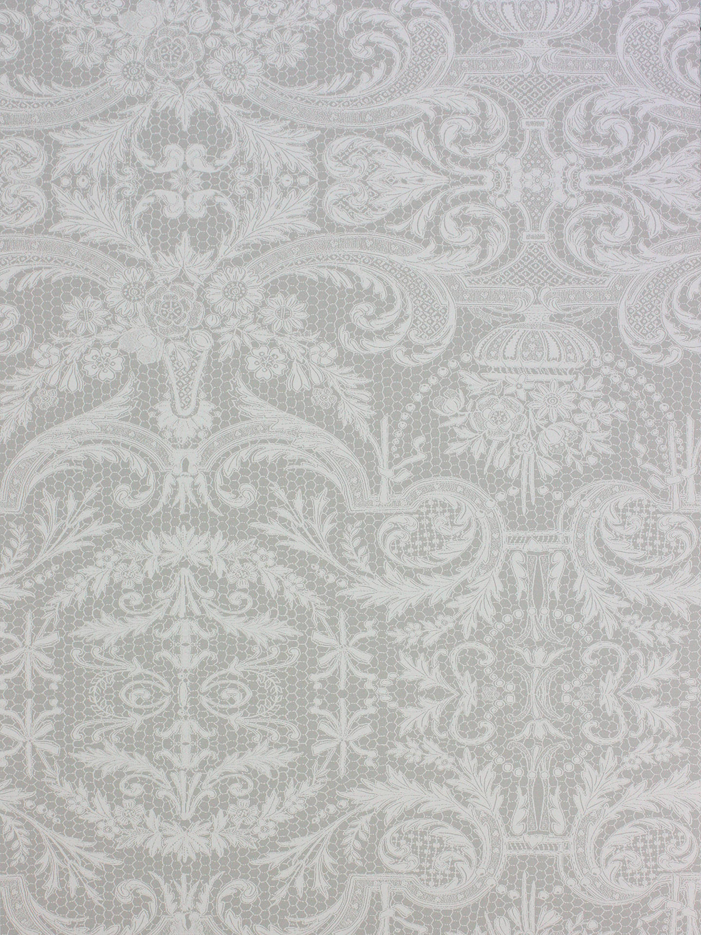 Buy Matthew Williamson Orangery Lace Wallpaper W7142-03 Online at johnlewis.com