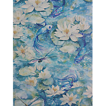 Buy Matthew Williamson Water Lilly Wallpaper Online at johnlewis.com